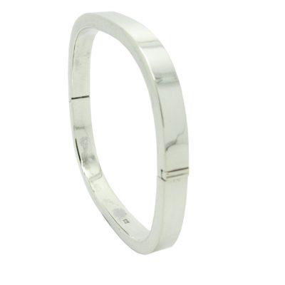 Bracelet argent jonc BR1-0027